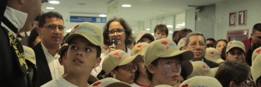 Aprobados Bs. 25 millones para funcionamiento del Hospital Cardiológico Infantil