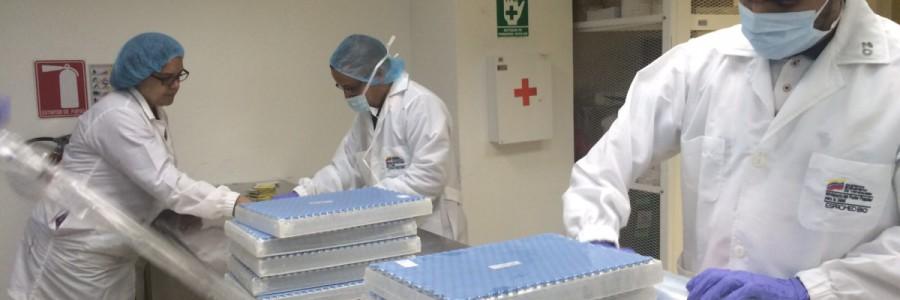 Más de 1.700.000 dosis de Vacuna Antihepatitis B y Pentavalente distribuidas a la salud pública