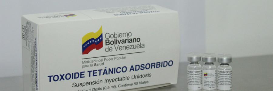 Espromed Bio pone a disposición toxoide tetánico en Farmapatria Distrito Capital