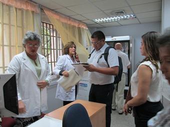Federación Mundial de Hemofilia estudia donar tratamiento antihemofílico al Banco Municipal de Sangre