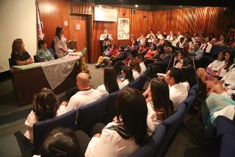 21 profesionales de Hemoterapia se incorporarán a los Bancos de Sangre de los Hospitales de Caracas