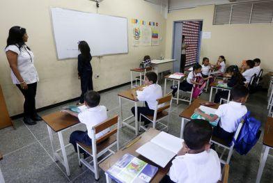 Venezuela inicia año escolar 2015-2016 con más inclusión y calidad educativa
