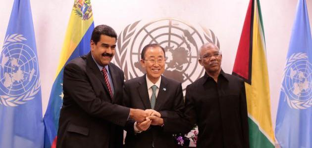 Venezuela y Guyana restablecen relaciones diplomáticas tras diálogo en la ONU