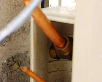Saboteadores atacan nuevamente la salud al robar tuberías de cobre en Hospital Razetti de Caracas