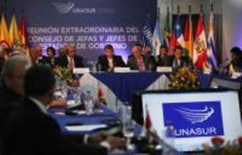 Unasur saluda próxima reunión entre Venezuela y Colombia