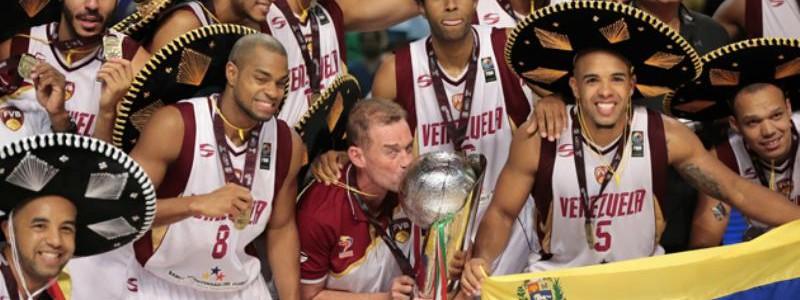 Venezuela recibe este lunes a sus nuevos héroes del baloncesto