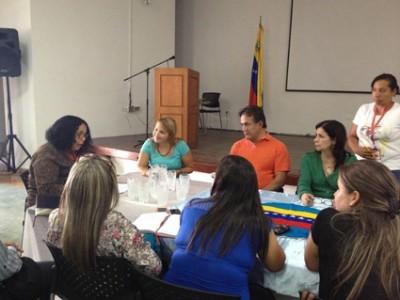 MIRANDA: Instituciones integran mesa tecno-política para la implementación de la Ruta Materna