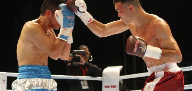Venezuela sumó dos victorias en primer día de competencia del Mundial de Boxeo
