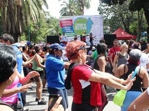 Pueblo caraqueño disfrutará este domingo de la Gran Caminata por una salud preventiva