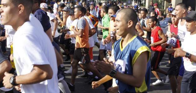 Activados puntos de inscripción para carrera Caracas 10K por el futuro de la patria