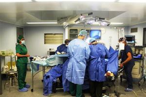 Este sábado continúa jornada quirúrgica en todo el país