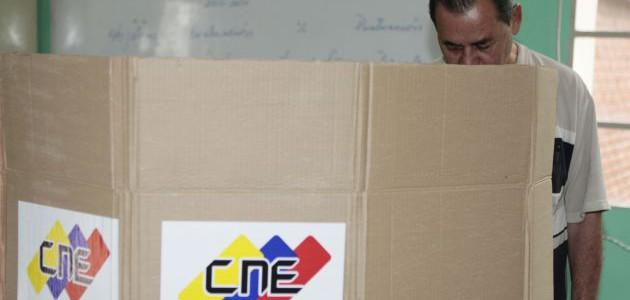 4.455 mesas estarán operativas en simulacro electoral de este domingo