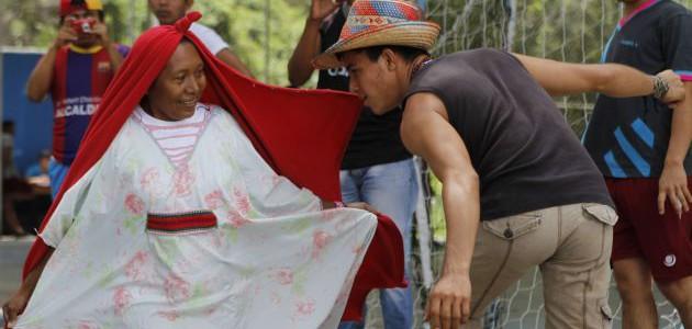V Juegos Nacionales Indígenas impulsan participación activa de mujeres en sus 10 disciplinas