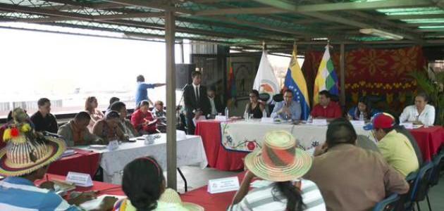 Pueblos indígenas presentaron propuestas para el desarrollo del país