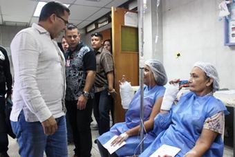 Exitosa jornada quirúrgica gratuita abarcó toda Venezuela