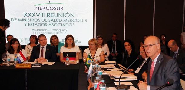 Mercosur y Estados Asociados definieron compra conjunta de un medicamento para tratar VIH