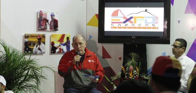 Más de 50.000 personas conocieron iniciativas productivas de la ExpoCaracas 2015