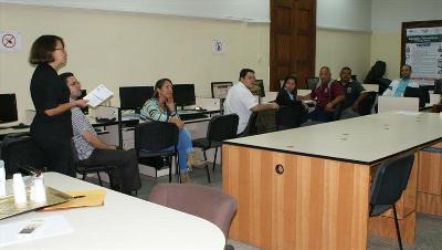 OPS promovió taller de actualización de la plataforma de la Biblioteca Virtual en Salud en el Instituto de Altos Estudios