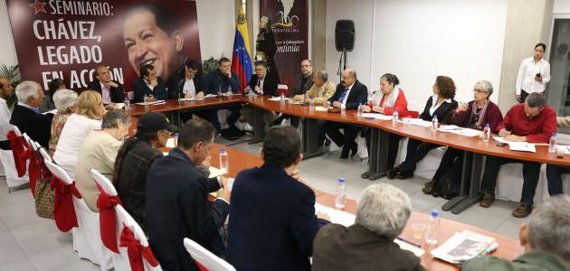 30 proyectos participarán en concurso de investigación sobre pensamiento de Hugo Chávez