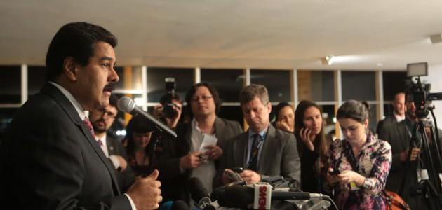 Presidente Maduro: Venimos con todo el esfuerzo para seguir consolidando el camino de la Celac