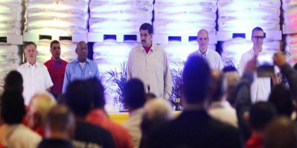 Presidente Maduro ordena crear una escuela de formación para trabajadores de las empresas socialistas