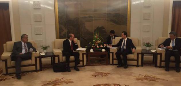 Delegación venezolana expone alcances de la Agenda Económica Bolivariana a altas autoridades chinas