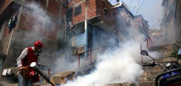 Plan Especial de Fumigación se activará en el país para evitar propagación del Zika