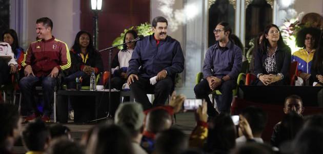 Jóvenes de la patria liderarán construcción del nuevo ciclo de la Revolución Bolivariana