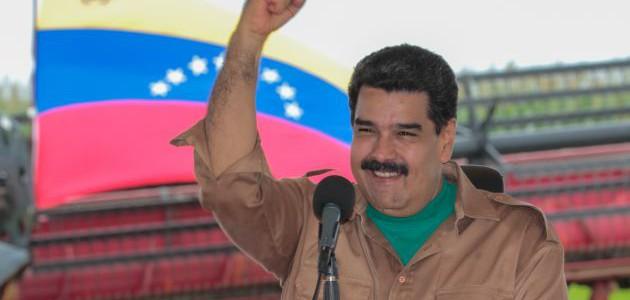 Presidente Maduro: ¡Que viva el pueblo rebelde y soberano de Zamora, Bolívar y Chávez!