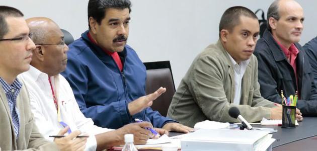 Presidente Maduro: Hace 17 años el pueblo llegó a Miraflores y aquí se quedará por siempre