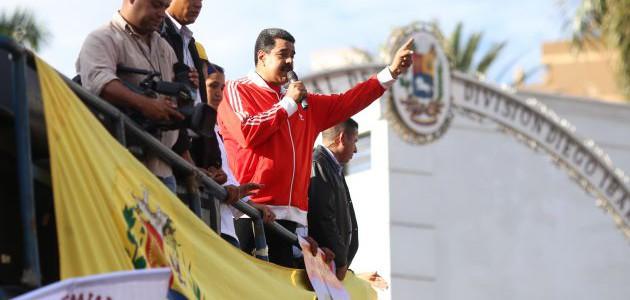Presidente Maduro: 4F abrió paso a la primera revolución pacífica y democrática de Venezuela