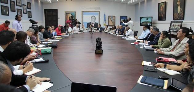 Todos los sectores están convocados a participar en el Congreso de la Patria