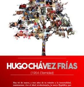 HUGO CHÁVEZ FRÍAS (1954-ETERNIDAD)