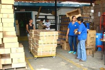 BARINAS: Más de 4 mil 500 unidades de medicamentos se distribuyen en ambularios