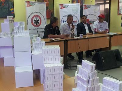 ANZOÁTEGUI: Más de 300 mil unidades de medicamentos distribuidos en la red ambulatoria de la entidad