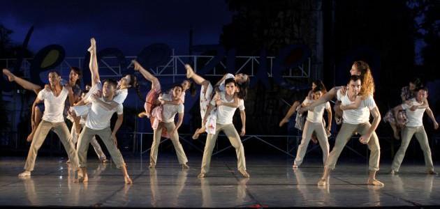 Ballet De Arañero a Libertador regresa para recordar al comandante a tres años de su siembra