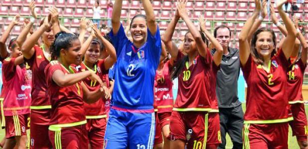 ¡Felicitaciones a las Heroínas del Fútbol! Las Sub 17 Femenino es Mundial