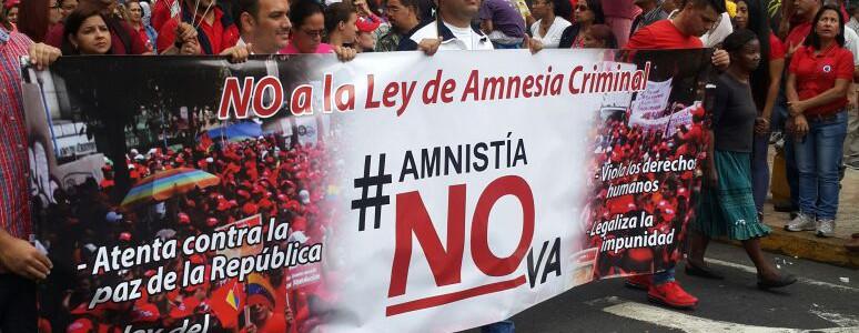 Maduro solicitó anulación de Ley de Amnistía e instaló Comisión por la Verdad