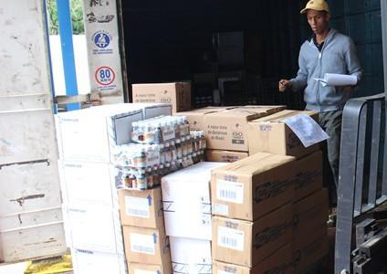 SEFAR distribuyó más de 114 millones de medicamentos a la red de salud