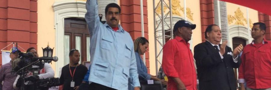 Presidente Maduro reafirmó compromiso con la justicia y la verdad