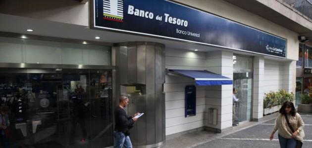 Banco del Tesoro ajusta horario de oficinas para contribuir al uso eficiente de la energía