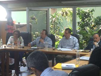 Ministros del Área Social hacen seguimiento a los puntos del Contrato Único y Unitario del Magisterio