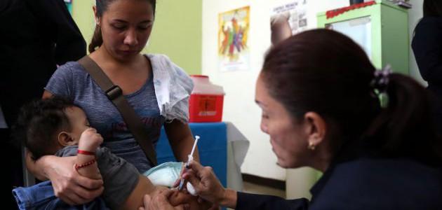 Venezuela duplicó número de vacunas para reforzar prevención de enfermedades