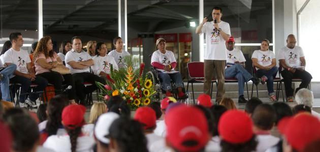 Más de $ 736 mil millones ha invertido el Gobierno bolivariano en materia social