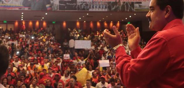Presidente Maduro se reúne con 590 voceros de Áreas de Salud Integral Comunitaria