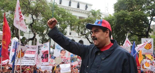 Presidente Maduro reitera llamado a la unión nacional para consolidar la paz