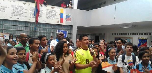 Este lunes arrancó la Feria de la Juventud 2016 en todo el país