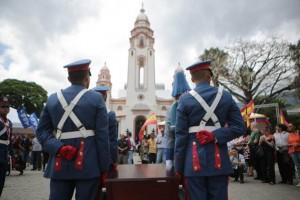 Presidente Maduro: Es un honor abrirle las puertas del Panteón Nacional a Reverón y Rengifo