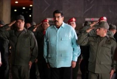 ¡Fuera la OEA de Venezuela y de América!: Maduro