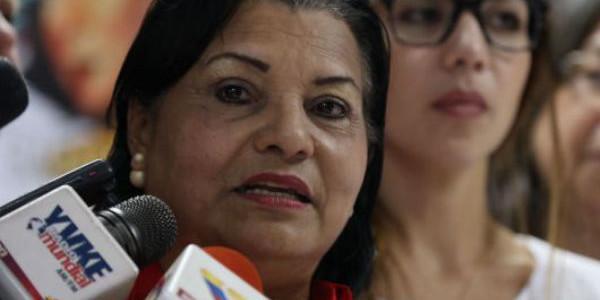 Ministra Requena: Las mujeres chavistas no nos calamos Carta Democrática